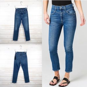 Citizens of Humanity Mia Front Yoke Slim Jeans 23